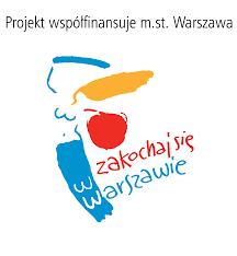 Projekt wspotfinansuje m.st. Warszawa